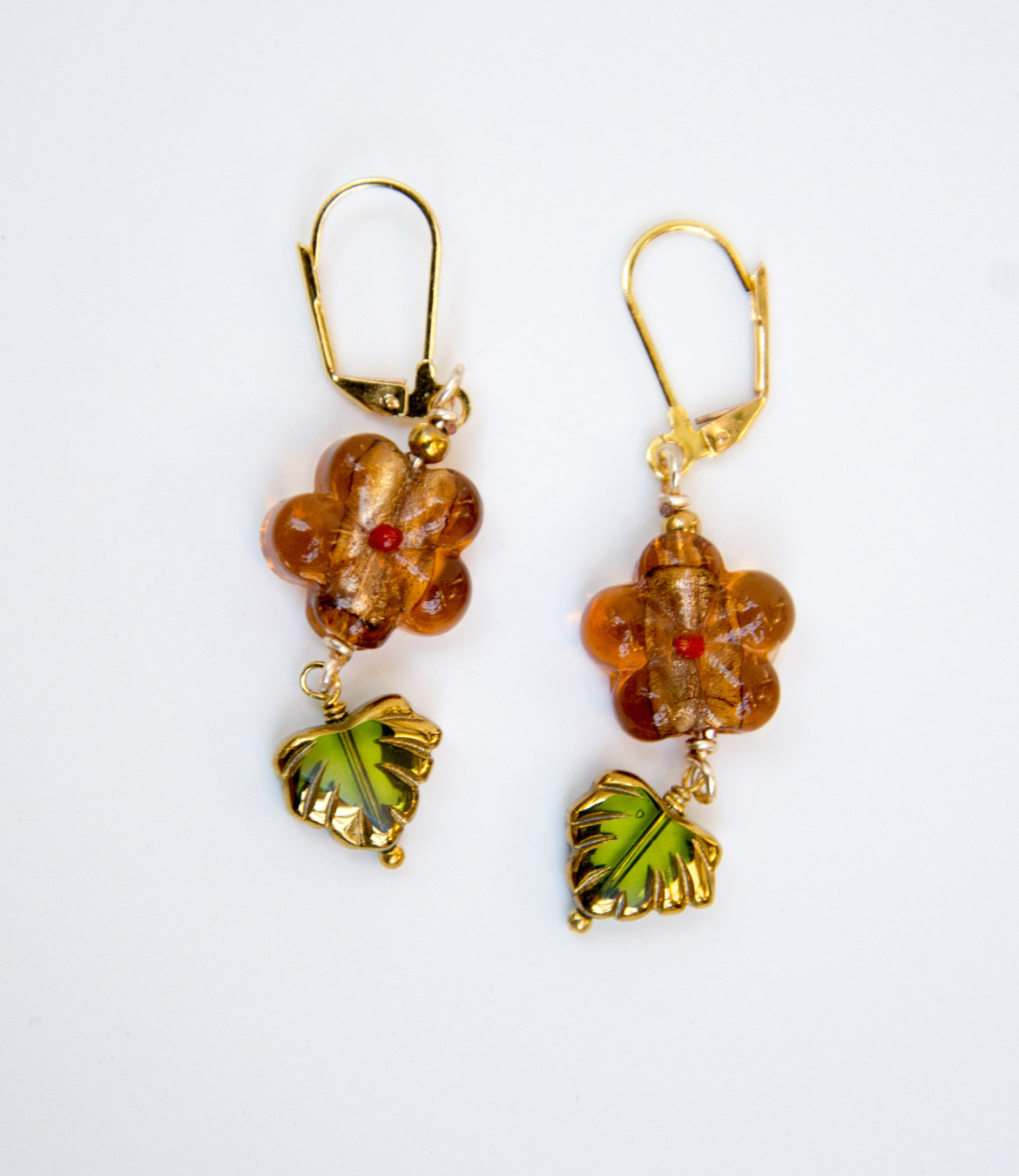 Colors of Nature Earings